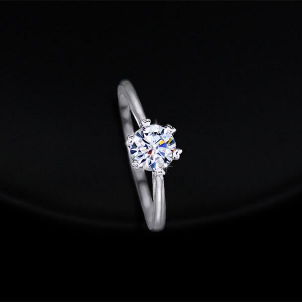 Simplicity - Zirconia Ring
