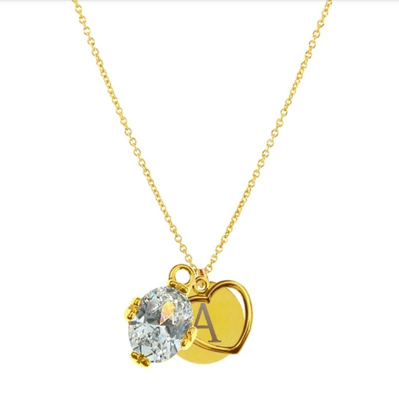 Golden Trio - 925 Silber