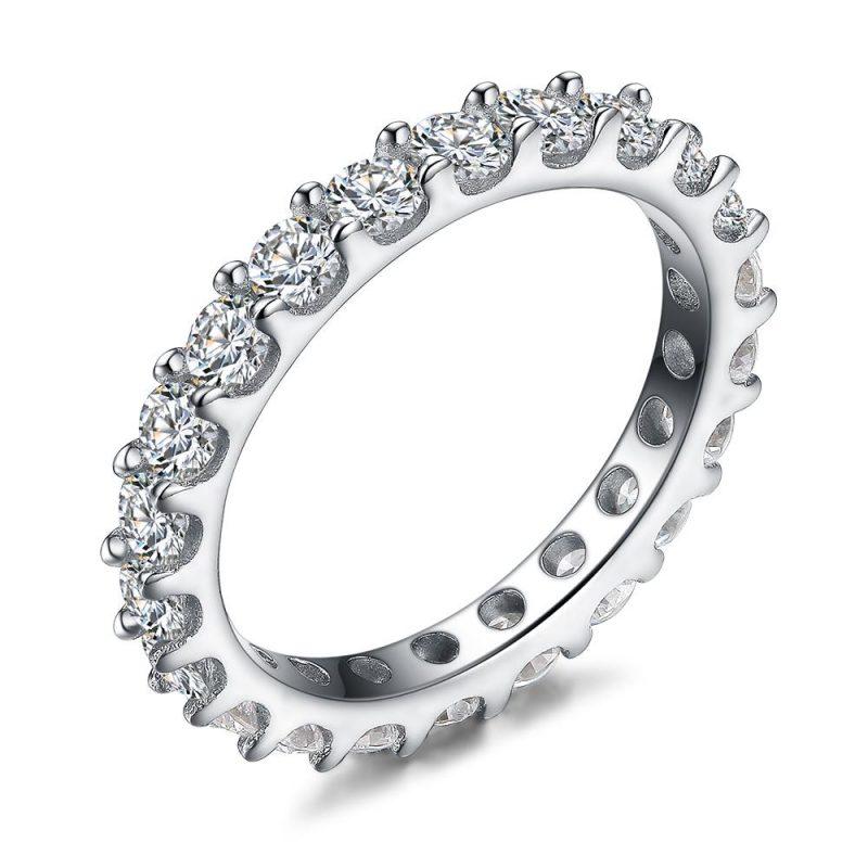Eternity - Ring/925 Silber