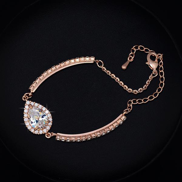 Roségold Orient - Armband