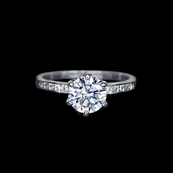 Shine Bright - Zirkonia Ring