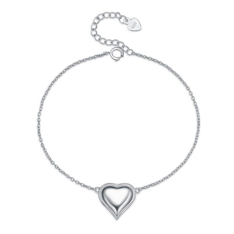 Filigran Heart - Armband/925 Silber