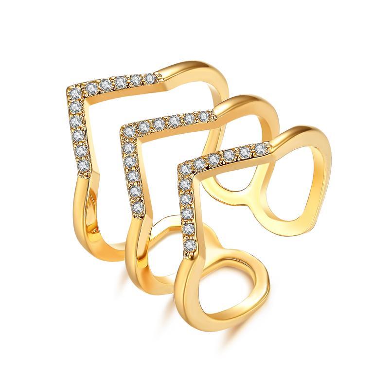 Golden Arrow - Ring