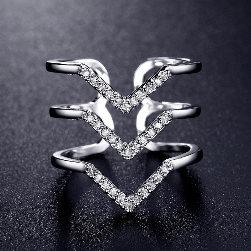 Silver Arrow - Ring