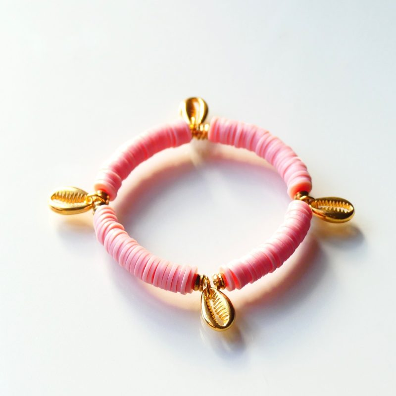 'Coral Shell' Armband