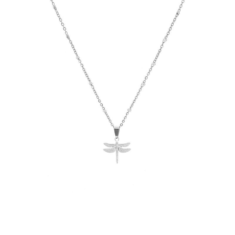 Libellen Halskette