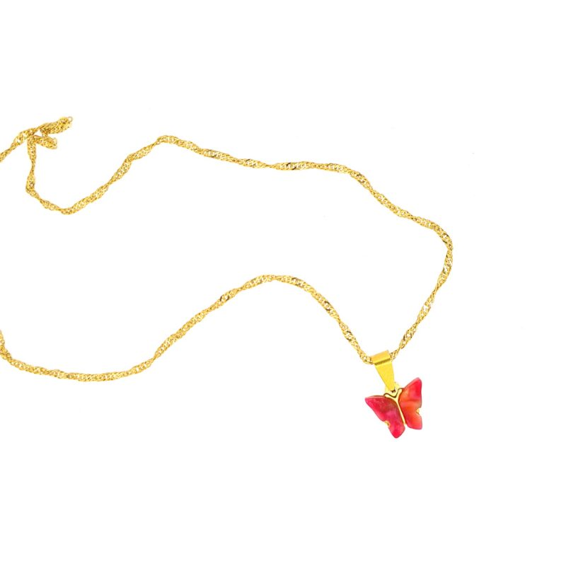 My Butterfly - Halskette
